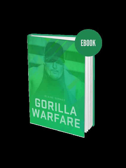 Gorilla Warfare E-Book Cover New