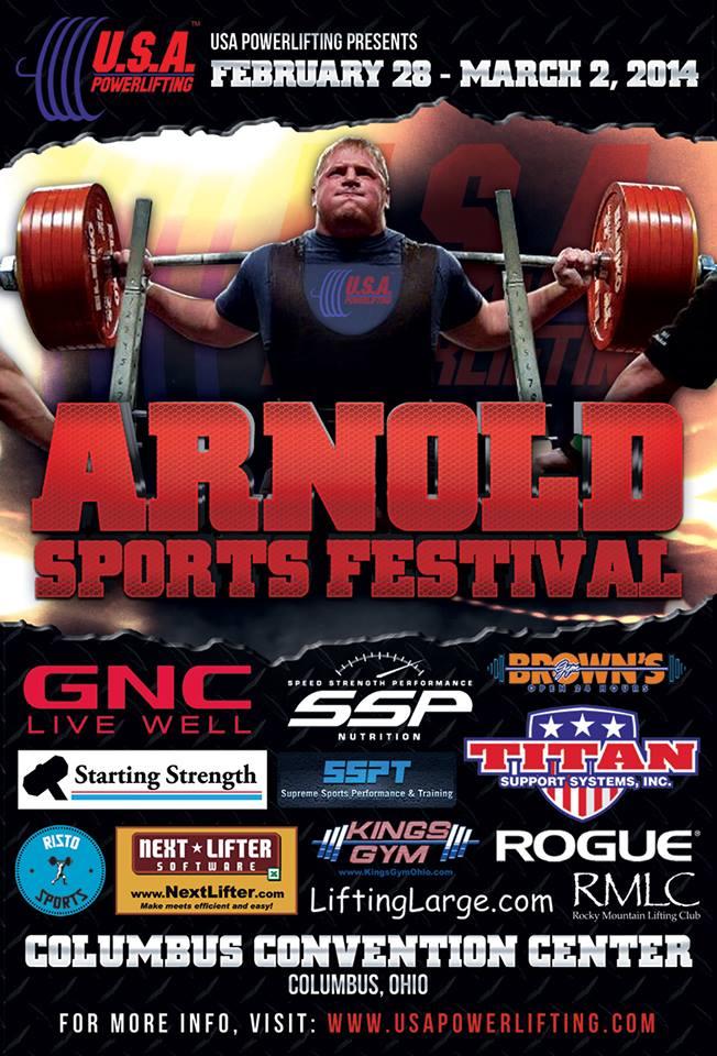 Poster Arnold Festival