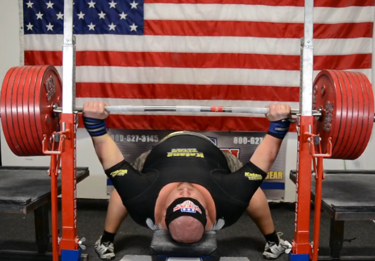 Training For Both Raw and Equipped Bench Press