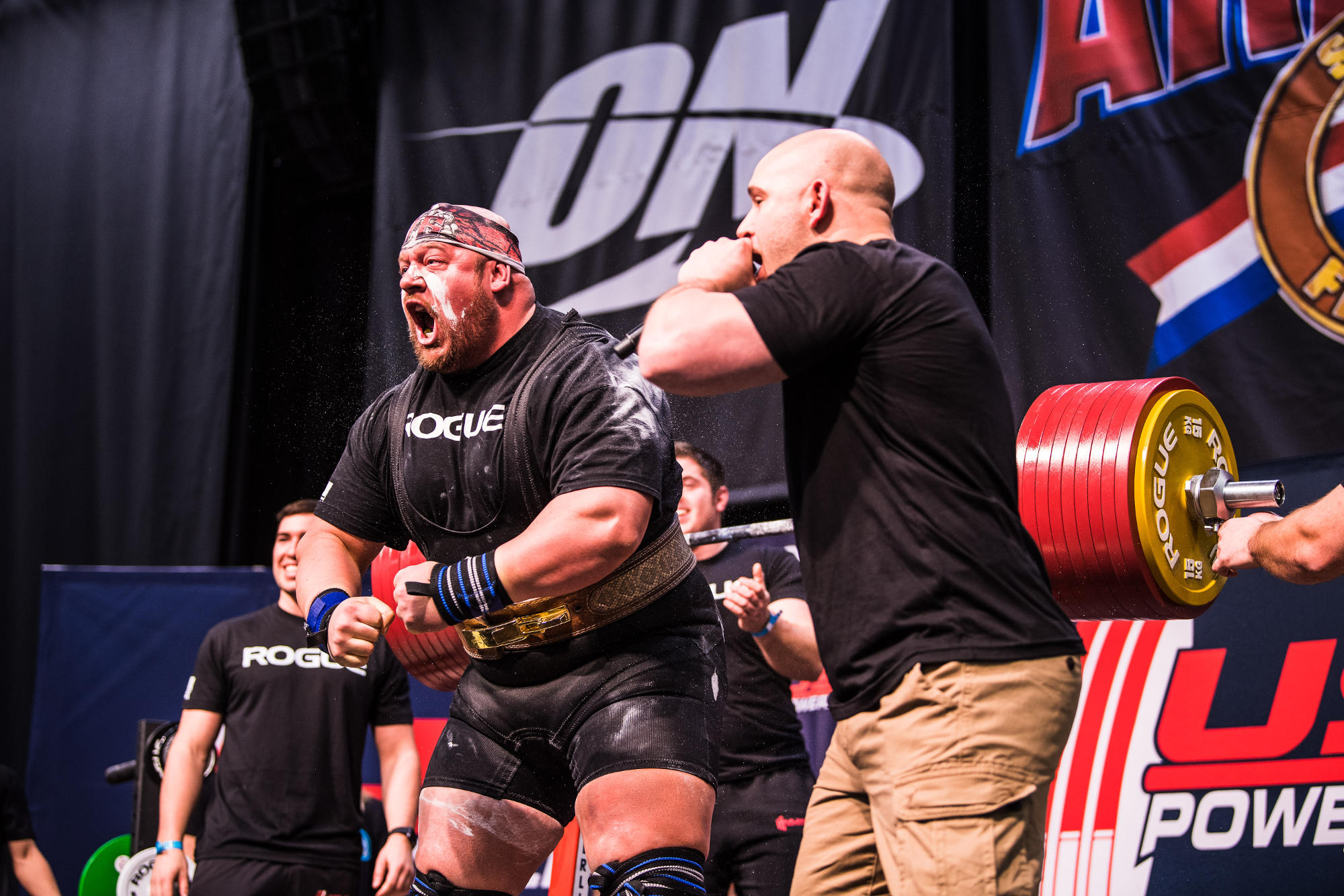 Blaine Sumner Strongest Powerlifter Of All Time Gorilla Squad