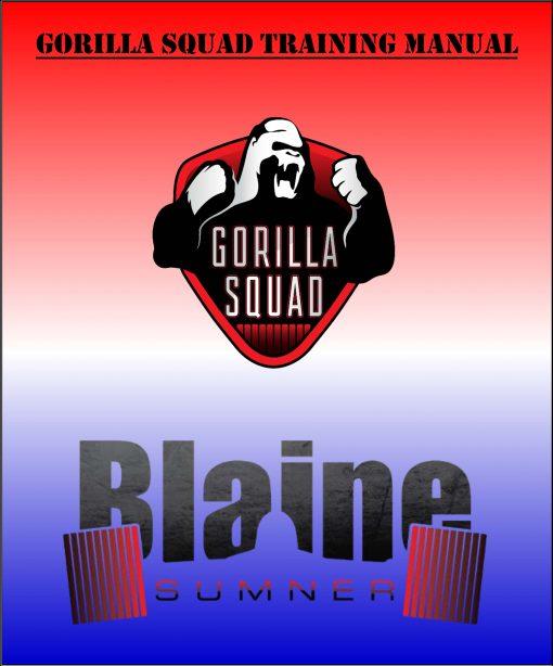 The Grand Gorilla Bench 2